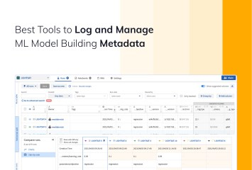 Best tools to log and manage metadata