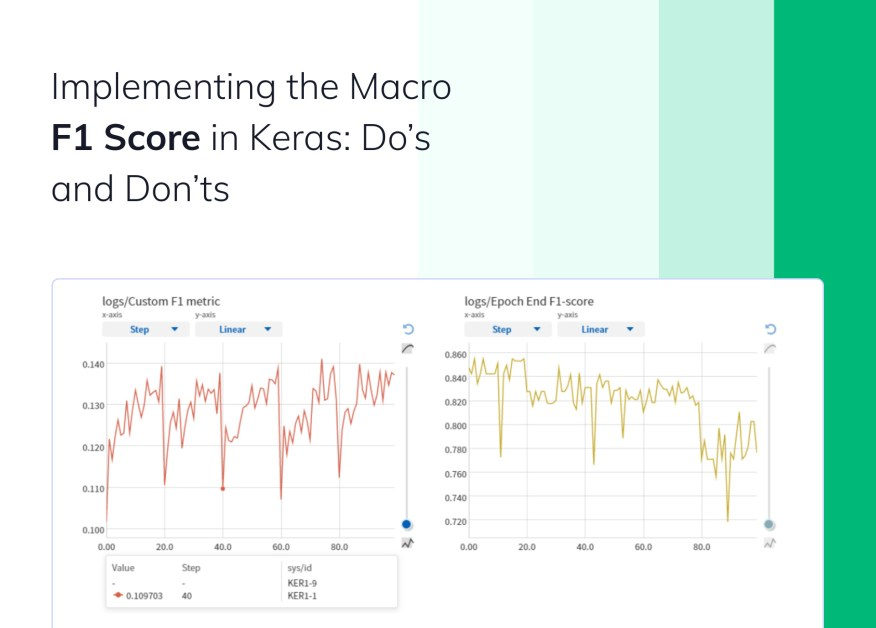 Implementing the Macro F1 Score in Keras: Do's and Don'ts
