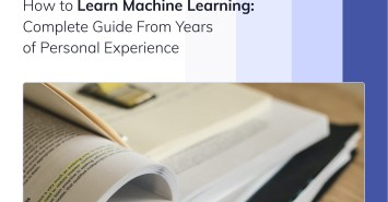 How to learn Machine Learning