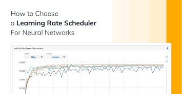 Learning rate scheduler