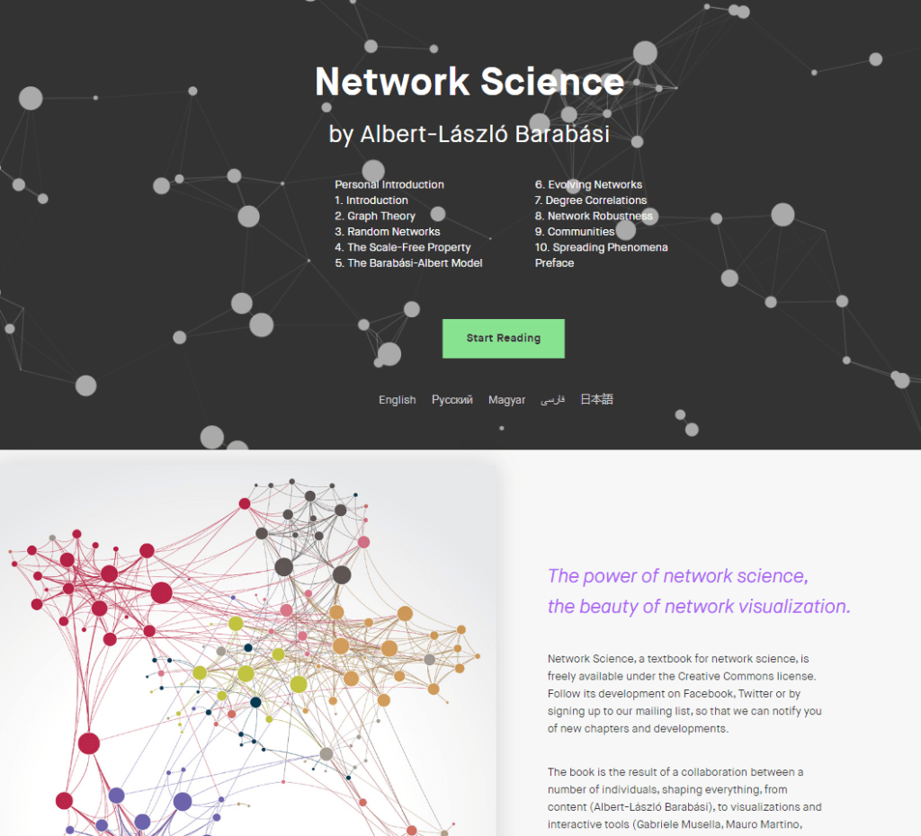 Network Science - GNN resources