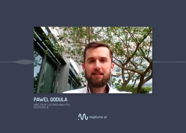 Interview with a Head of AI: Pawel Godula