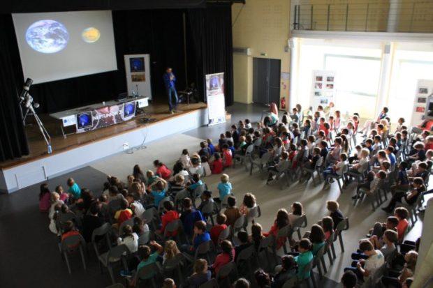 les élèves de l'école élémentaire Belbèze de L'Union