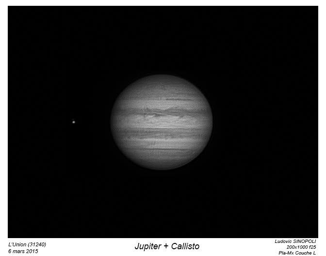 Jupiter par Ludovic