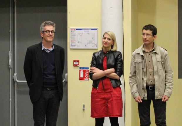 Frédéric BAMIERE, Amélie PROUST, David SALAS Y MELIA