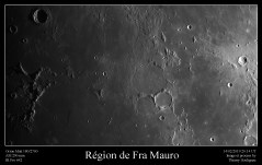 FRA MAURO landing sites Apollo 12 et 14