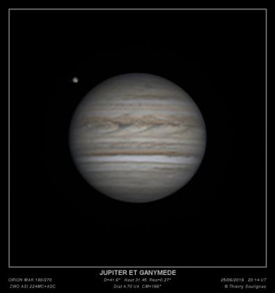 Jupiter 25-06-2018