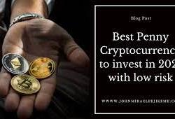 best penny cryptocurrency to invest in 2021 with low risk