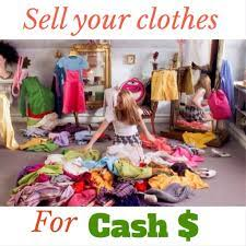 sell used clothes online