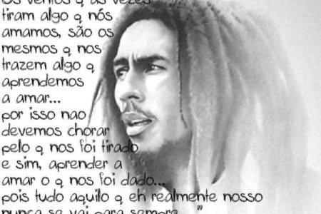 Palabras De Amor Y De Aliento Bob Marley Amor T