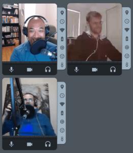 Episode 47 - John White, Nick Korte, and guest Keiran Shelden