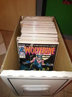 Comic Sammlung