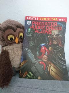 Aliens Dredd Predator