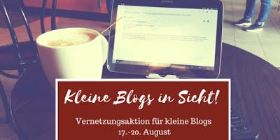 Kleine Blogs in Sicht