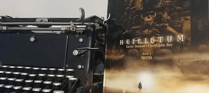 Heiligtum – Band 3/3: Moth