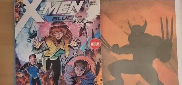 X-Men Blue 1: Reise ins Blaue
