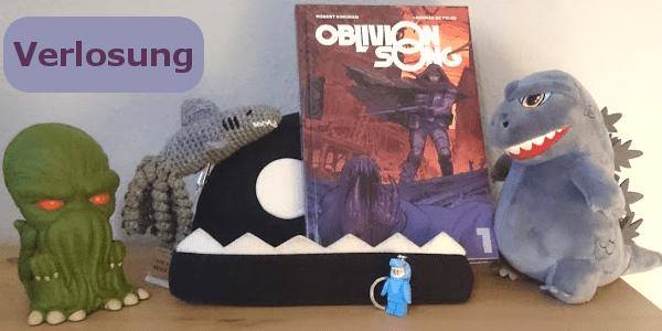 Oblivion Song 1 – Rezension und Verlosung
