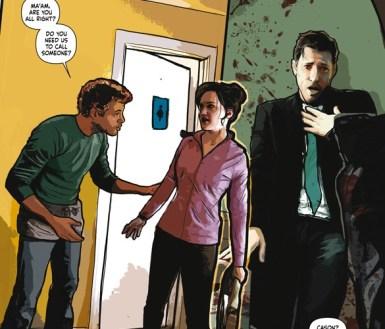Ausschnitt Crosswind #2, Image Comics