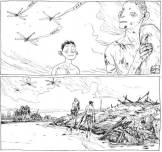 Die Welt der Söhne, Avant Verlag, Ausschnitt Seite 14