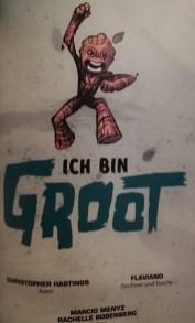 Ich bin Groot - Panini Verlag - Marvel