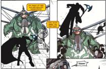 Doctor Strange / Punisher, Panini Verlag, Ausschnitt Leseprobe