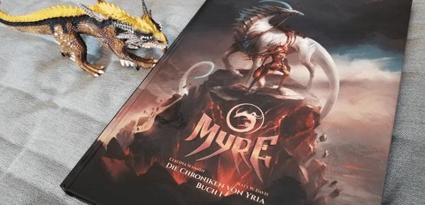 Myre – Die Chroniken von Yria Buch 1/6 +Rezension+