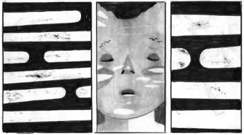 Lichtung, Reprodukt, Ausschnitt Seite 44