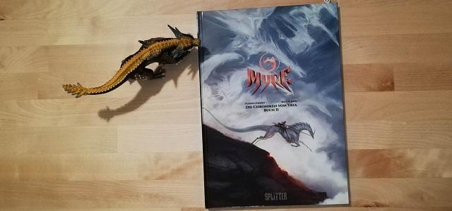 Myre – Die Chroniken von Yria Buch 2/6 +Rezension+