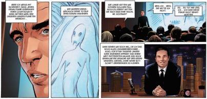 Olympus Mons 2, Splitter Verlag, Ausschnitt Seite 8