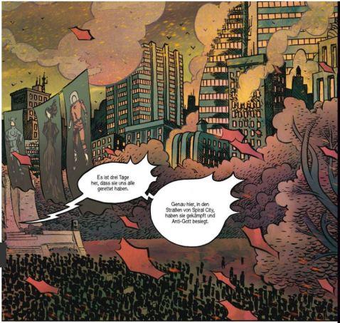 Sherlock Frankenstein, Splitter Verlag, Ausschnitt Seite 9