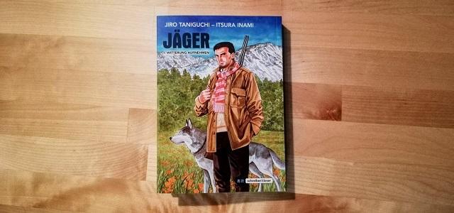 Jäger 1/2 von Jiro Taniguchi +Rezension+