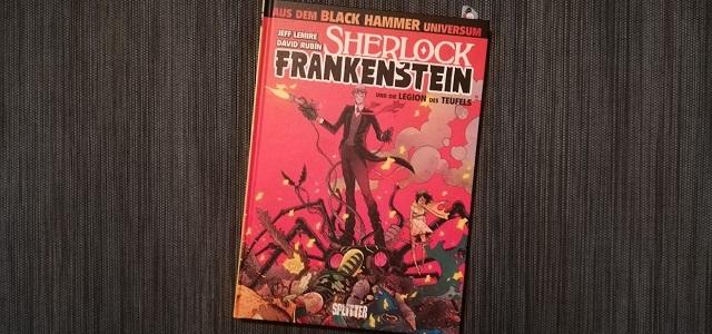 Sherlock Frankenstein, Splitter Verlag