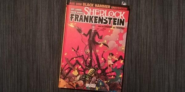 Sherlock Frankenstein +Rezension+
