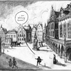 Obernstraße damals