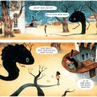 Epiphanie Schreck, Splitter Verlag, Ausschnitt Seite 15