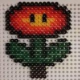 Super Mario Bügelperlen