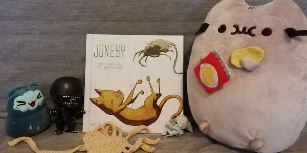 Jonesy – Von Aliens und Katzen