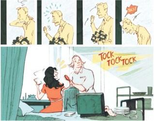 Betty Boob, Splitter Verlag, Ausschnitt Seite 14
