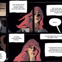Das Fleisch der Vielen, Splitter Verlag, Ausschnitt Seite 14