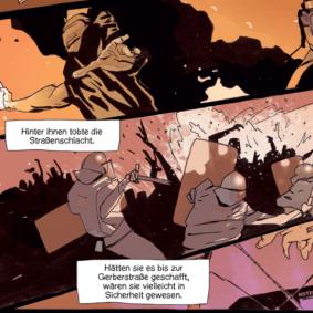 Das Fleisch der Vielen, Splitter Verlag, Ausschnitt Seite 4