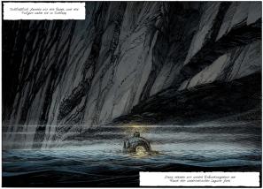 Fulgur 2, Splitter Verlag, Ausschnitt Seite 14