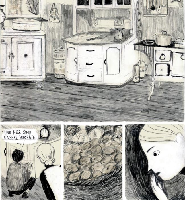 Drei Wege, Avant Verlag, Ausschnitt Seite 11