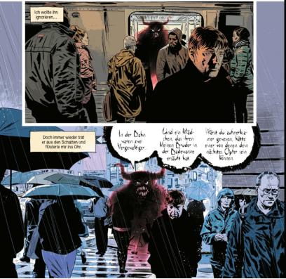 Kill or be Killed 4, Splitter Verlag, Ausschnitt Seite 11