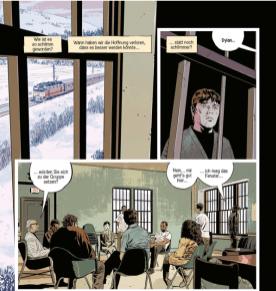 Kill or be Killed 4, Splitter Verlag, Ausschnitt Seite 7