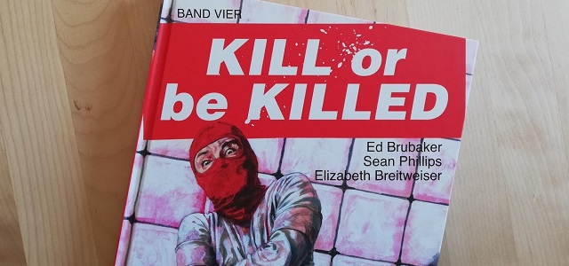 Kill or be Killed 4 + Rezension+