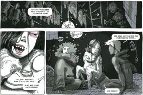 Grün 2, Splitter Verlag, Ausschnitt Seite 5