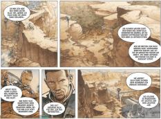 On Mars_, Splitter Verlag, Ausschnitt Seite 12