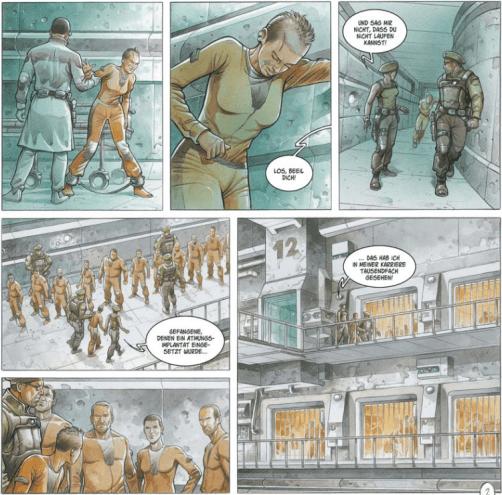 On Mars_, Splitter Verlag, Ausschnitt Seite 4