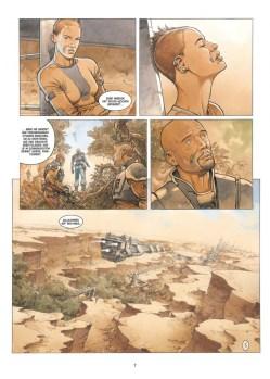 On Mars_, Splitter Verlag, Seite 7