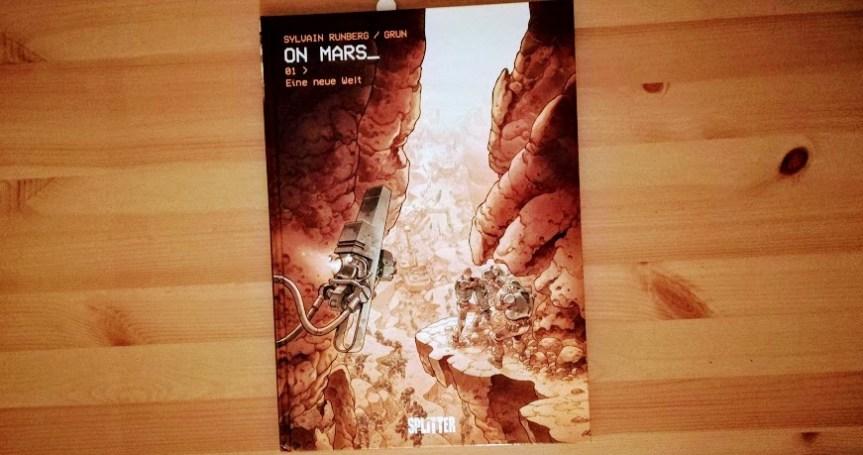 On Mars_ 1/3: Eine neue Welt +Rezension+